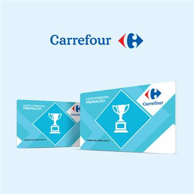 CARTÃO PRESENTE CARREFOUR - R$ 100,00