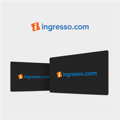 CARTÃO PRESENTE INGRESSO.COM VIRTUAL - R$ 100,00