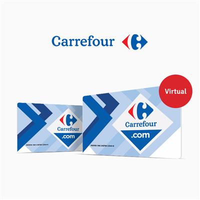 CARTÃO PRESENTE CARREFOUR VIRTUAL - R$ 100,00