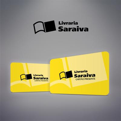 CARTÃO PRESENTE SARAIVA - R$ 100,00