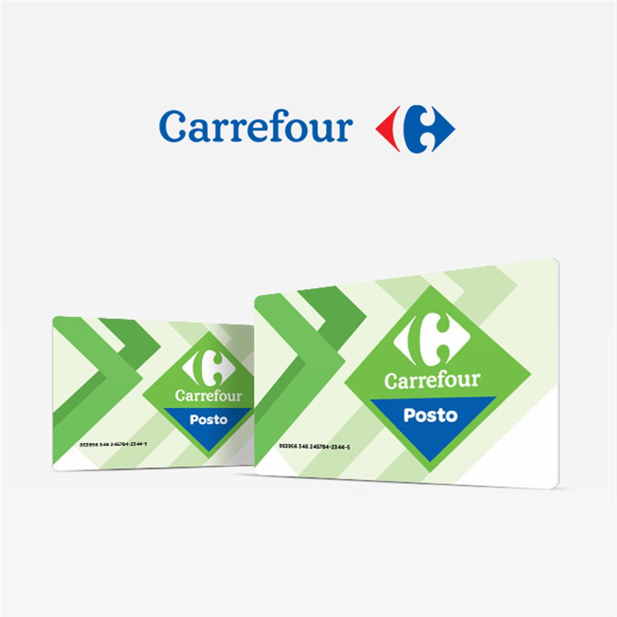51700c3b0 Loja Incentivale - CARTÃO PRESENTE CARREFOUR COMBUSTÍVEL