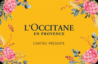 CARTÃO PRESENTE LOCCITANE EN PROVENCE VIRTUAL (R$1.000,00)