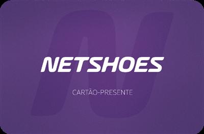 CARTÃO PRESENTE NETSHOES VIRTUAL (R$100,00)