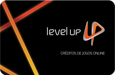 CARTÃO PRESENTE LEVEL UP (R$40,00)
