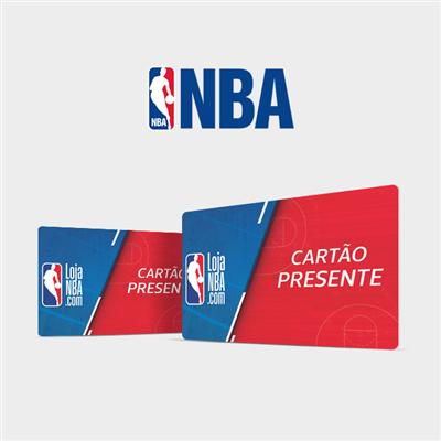 CARTÃO PRESENTE NBA VIRTUAL