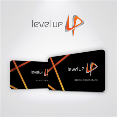 CARTÃO PRESENTE LEVEL UP