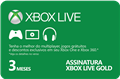 Cartão Xbox Trimestral