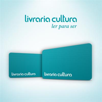 CARTÃO PRESENTE LIVRARIA CULTURA