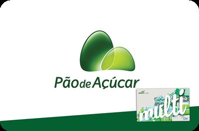 CARTÃO PRESENTE PÃO DE AÇUCAR (R$500,00)