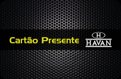 CARTÃO PRESENTE HAVAN (R$500,00)